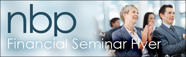 see when to attend the next financial seminar